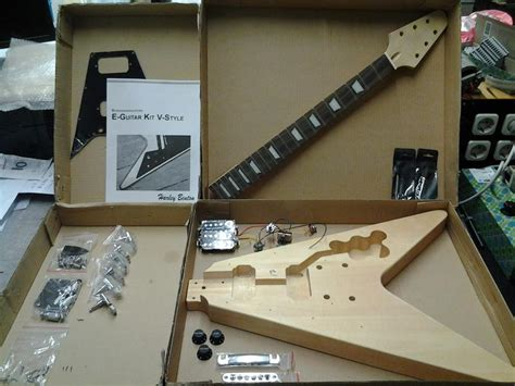 Gitarre Lackieren Diy by Diy Project Flying V