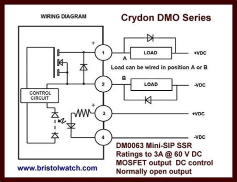 crydom solid state relay wiring diagram efcaviation