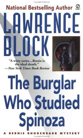 spinoza and time books the burglar who studied spinoza summary and analysis like