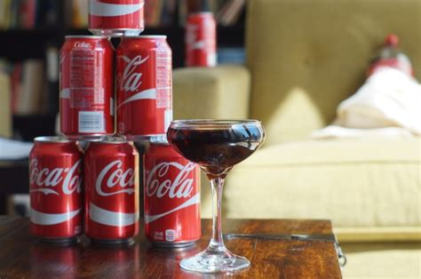 Happy Hour Vanilla Rum Colas by Home Bar Project How To Make A Rum And Coke In 11 Easy