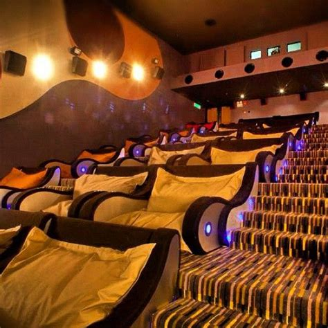 movie theatres with couches theater room home theaters pinterest