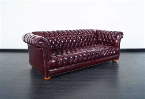 oxblood chesterfield sofa second oxblood chesterfield sofa leather chesterfield sofa