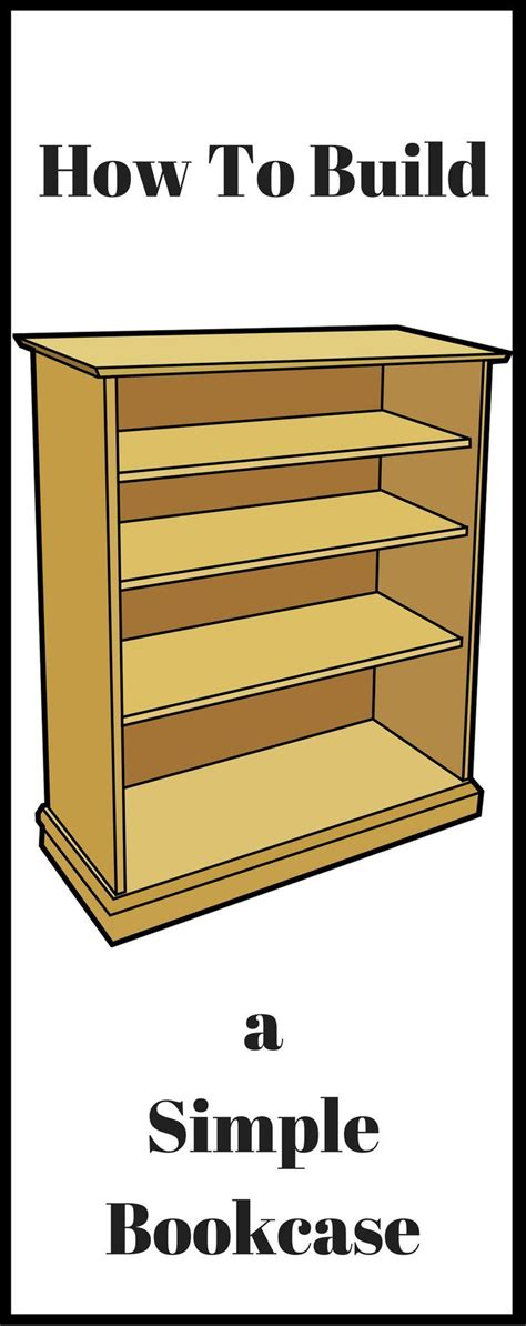 how to build a bookcase for beginners best 25 build a bookcase ideas on la colors