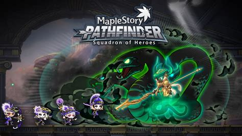 maplestory pathfinder squadron  heroes content update