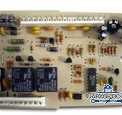 Genie Intellig 1000 Garage Door Opener Circuit Board Assembly by Genie Intellig 1000 Garage Door Opener Circuit Board