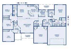Blueprint House Plans Choose Right Live Right It S All About The Design