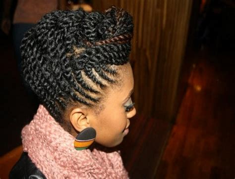 braid styles for black women with thin hair braided styles for black women with thin hair short