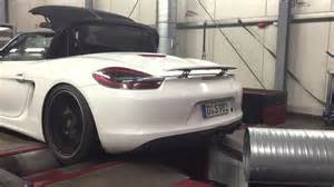 Porsche Boxster Ecu Porsche Boxster 981 With 991 Gts Engine Ecu Mapping