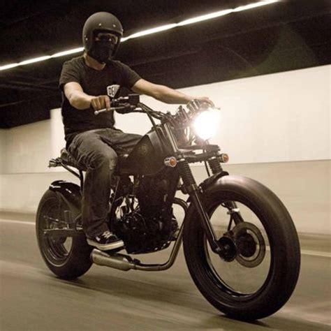 Motorrad Gabel Ma E by 58 Besten Moto Yamaha Tw 125 Custom Bilder Auf Pinterest