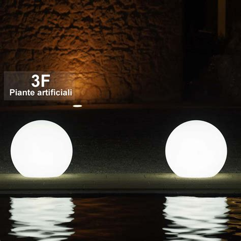 vasi luminosi economici sfera luminosa 216 cm 60 3f piante artificiali