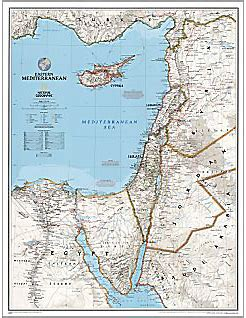 middle east map national geographic mapworks the melbourne map shop wall maps of the middle east