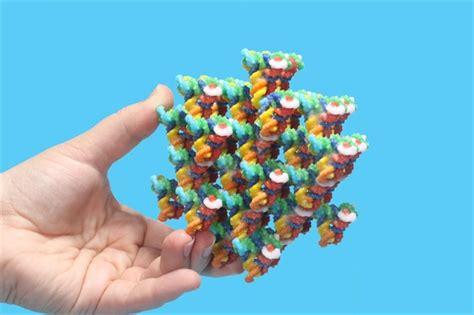 3d Dna Origami - dna origami