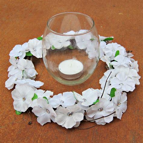wreath centerpiece make a summer centerpiece from a wreath morena s corner