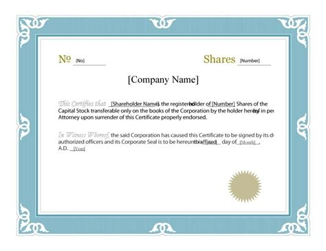 Free Blank Certificate Templates For Word 2yv Net Stock Certificate Template Microsoft Word