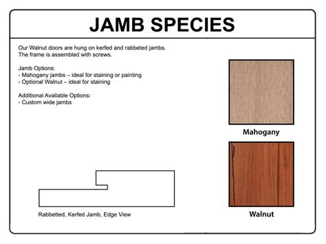 Exterior Door Jamb Sizes 36 Door Jamb Dimensions Crafts