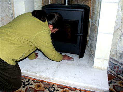 Clean Limestone Fireplace by Days On The Claise Cleaning And Protecting The Limestone