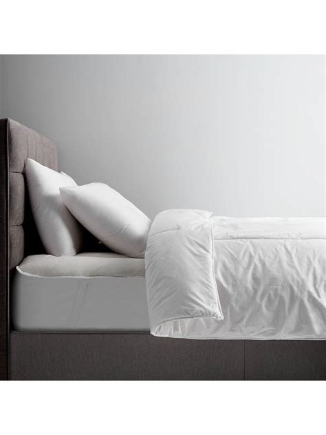 devon duvets wool standard pillow  john lewis partners