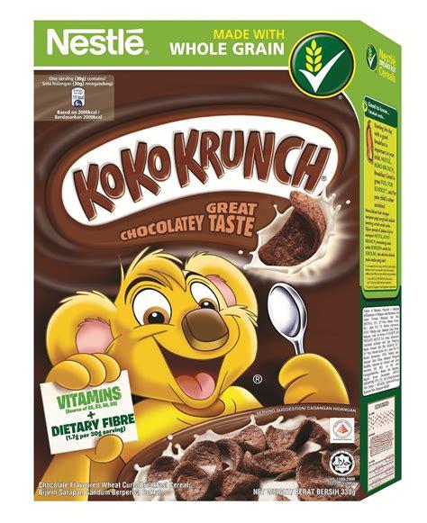 Koko Krunch | nestle koko krunch parent child cooking workshop the