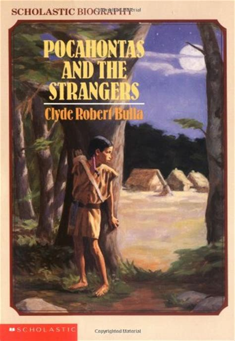 biography book length pocahontas and the strangers scholastic biography