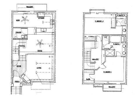 home plans with interior photos homes