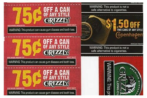 red seal tobacco coupons