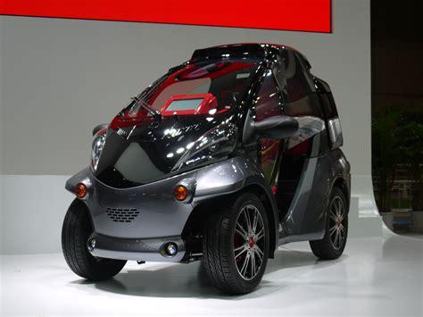Toyota Smart Car Single Seat Car Toyota