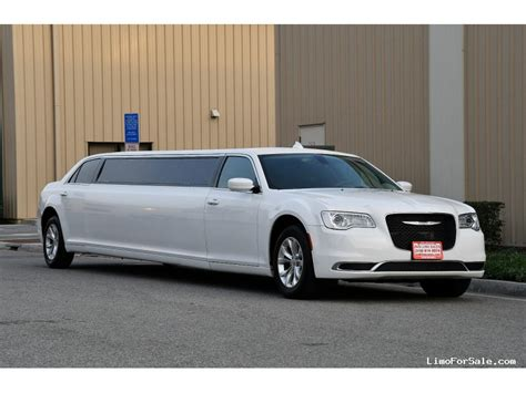 Chrysler Stretch Limo by Used 2015 Chrysler 300 Sedan Stretch Limo Imperial