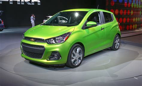 Www Chevrolet Highly Updated Chevrolet Spark With New Features