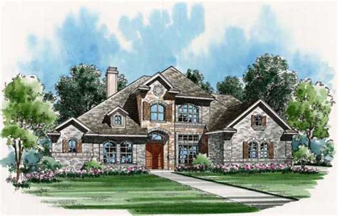 high resolution european style house plans 6