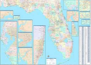 zip codes florida map florida zip code map