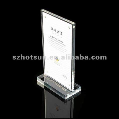 Acrylic Menu acrylic table menu stand acylic menu holder