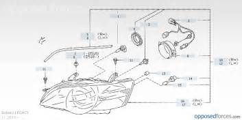 2010 mazda 3 headlight diagram auto parts diagrams