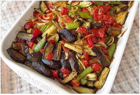 yemek tarifleri jibek resimli ve pratik nefis yemek tarifleri sebzeli fırın yemeği tarifi oktay usta yapılışı en kolay
