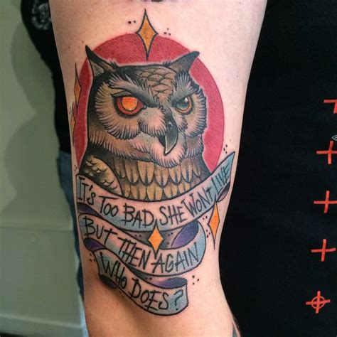 blade runner tattoo quite an experience to see blade runner tattoos isn t it
