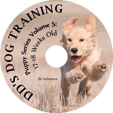 puppy series puppy series volume 5 17 18 weeks dvd cc dd s