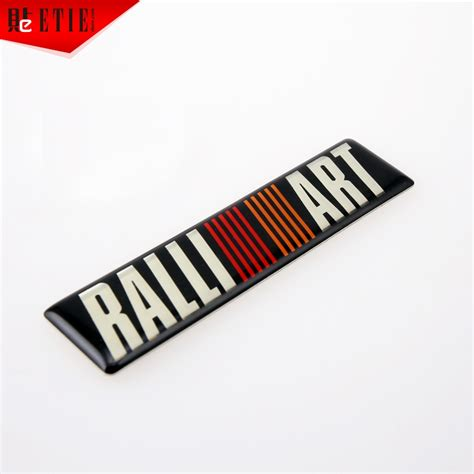 1 Set Sticker Stiker Mitsubishi Pajero buy wholesale mitsubishi ralliart stickers from