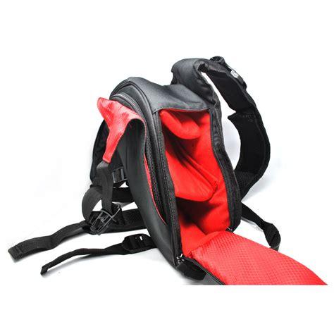 Tas Selempang Waterproof Black tas kamera selempang dan aksesoris waterproof black