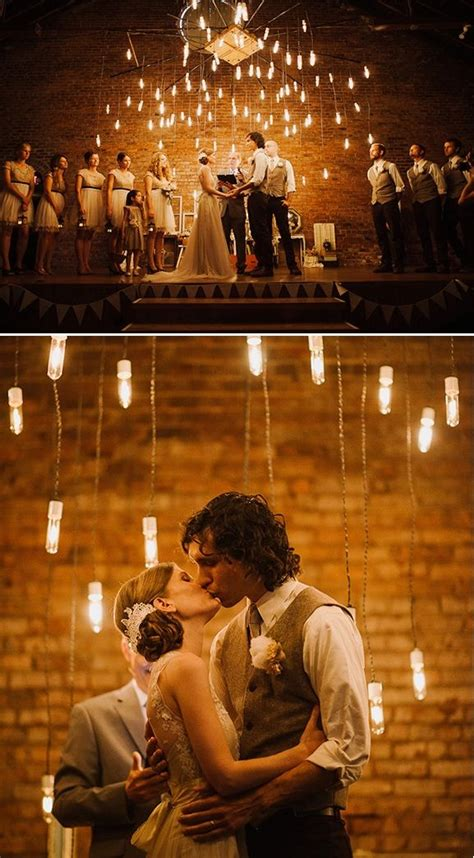 Wedding Aisle Lights by 20 Wedding Ceremony Lighting Ideas Chic Vintage Brides