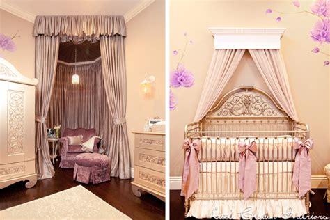 High End Baby Crib Mel B S Nursery In Los Angeles Crown Interiors