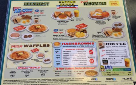 j house menu waffle house menu and prices house plan 2017