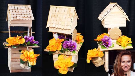 diy 3 ways to decorate clothespins youtube diy creative ways to reuse recycle a box to make a well