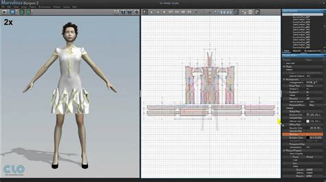 dress pattern design software free 3d clothes making marvelous designer 2 www