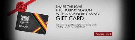 Hollywood Casino Gift Card - seminole classic casino hollywood florida casinos