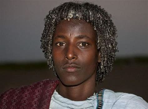 why do ethiopians have nice hair how why do ethiopians hair ethiopian model featured on