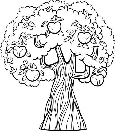 dibujo de libros y manzana para colorear dibujos net dibujos animados de 225 rbol de manzana para colorear libro