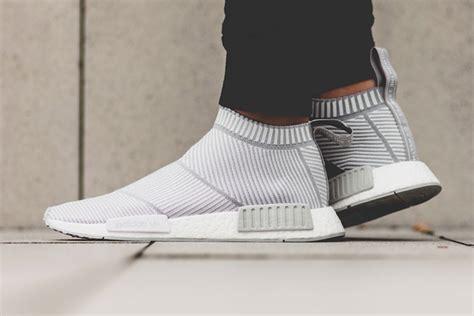 Adidas Nmd City Sock 1 adidas nmd city sock pk white grey sneaker bar detroit