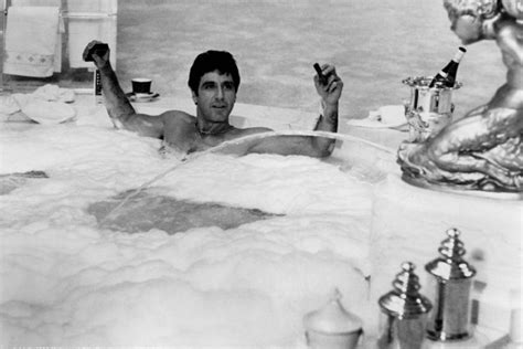 scarface bathtub scene scarface pass the towel 10 best movie bath shower