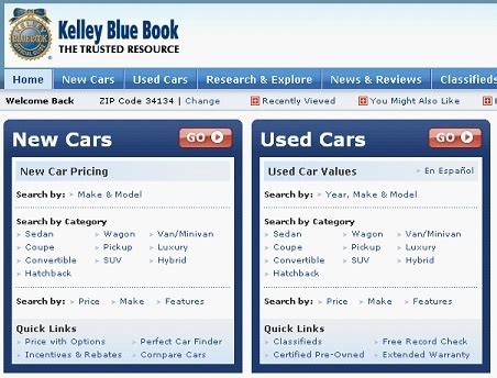 sell your used car with the kelley blue book jc
