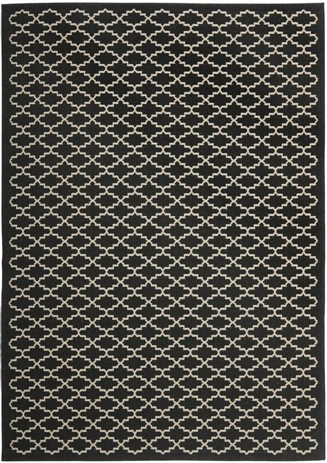 black and beige rugs safavieh courtyard cy6919 226 black and beige area rug free shipping