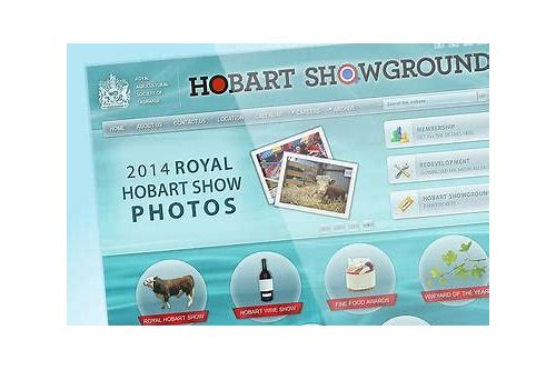 hobart show coupons